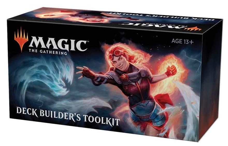 Magic the Gathering - Core Set 2020 Deck Builder´s Toolkit - 1