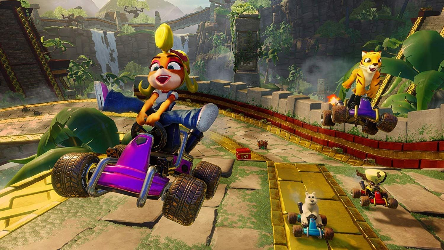 Crash Team Racing Nitro-Fueled (PS4) - 6
