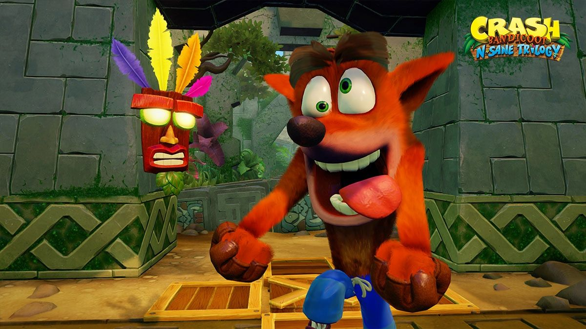 Crash Bandicoot N. Sane Trilogy (PS4) - 8