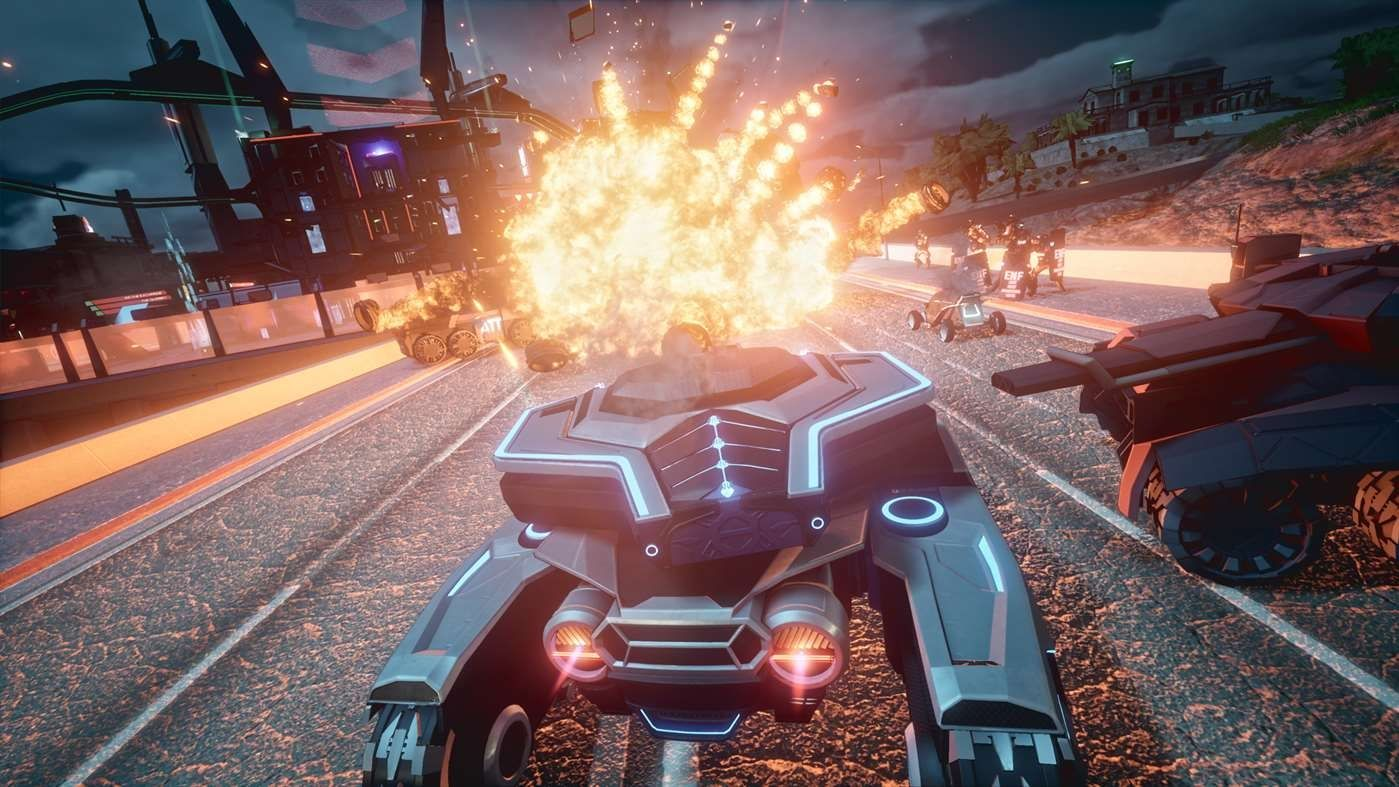 Crackdown 3 (Xbox One) - 5