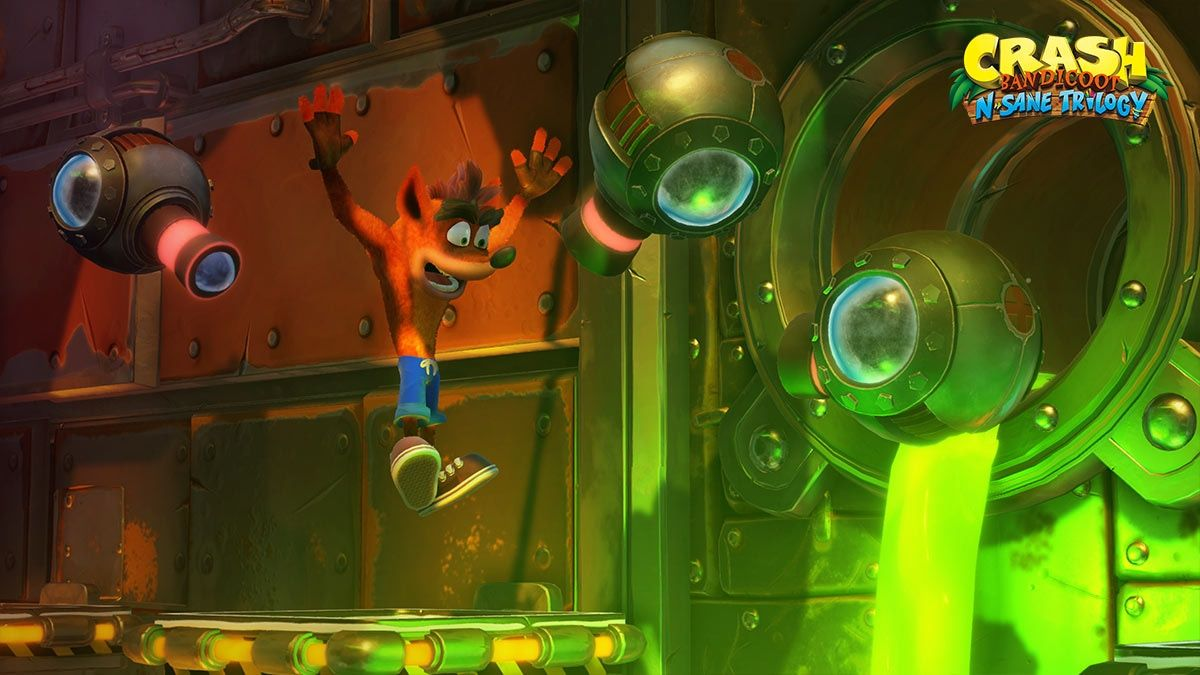 Crash Bandicoot N. Sane Trilogy (PS4) - 6