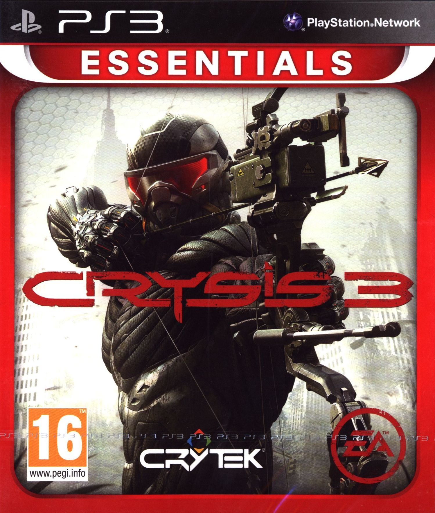 Crysis 3 - Essentials (PS3) - 1