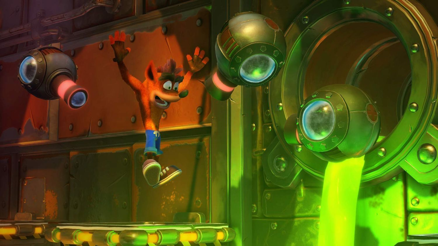 Crash Bandicoot N. Sane Trilogy (Xbox One) - 8