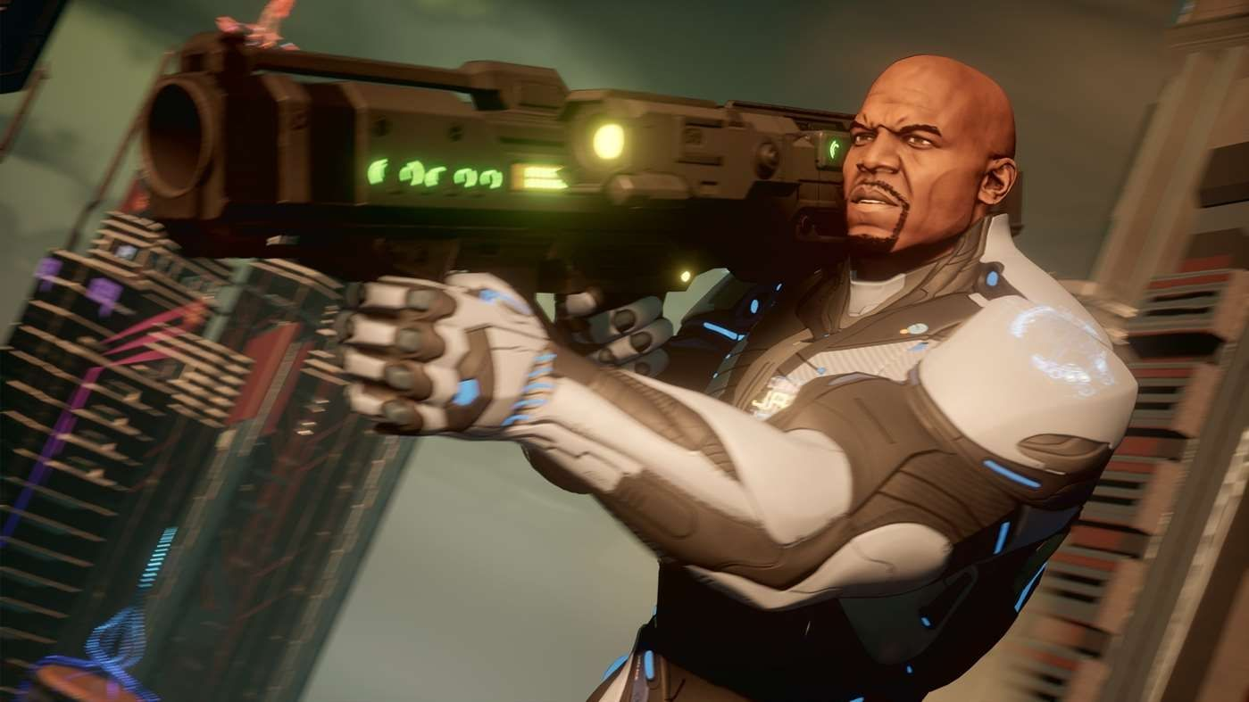 Crackdown 3 (Xbox One) - 4