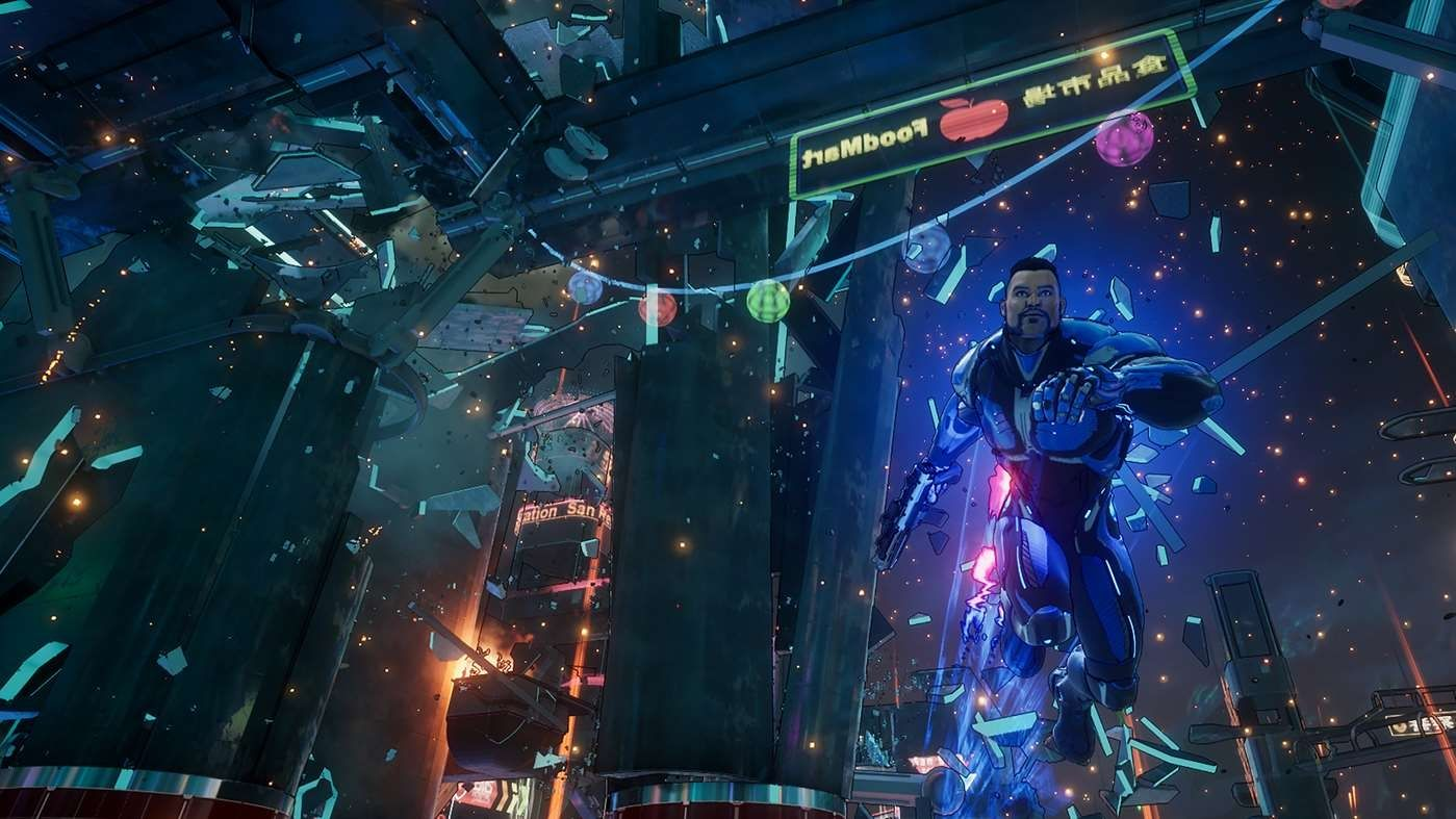Crackdown 3 (Xbox One) - 6