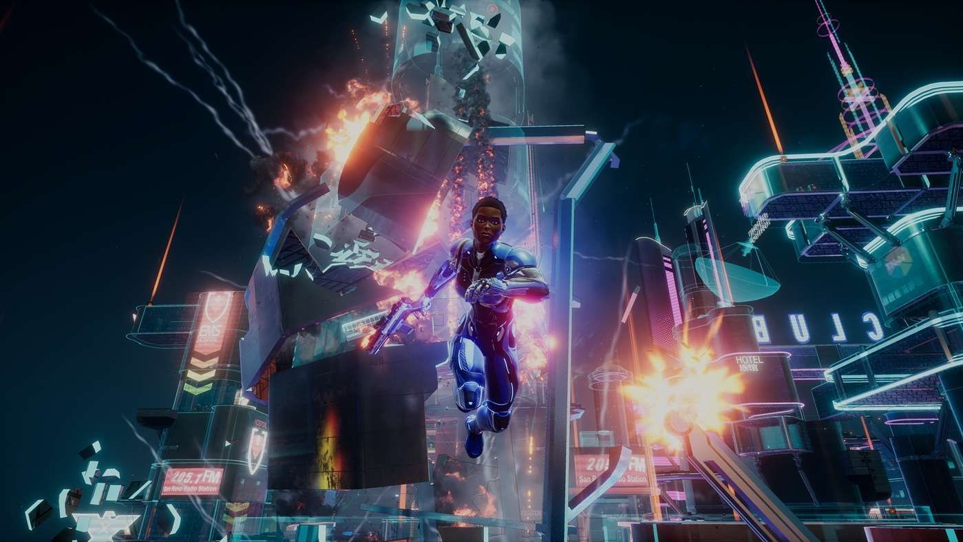Crackdown 3 (Xbox One) - 7