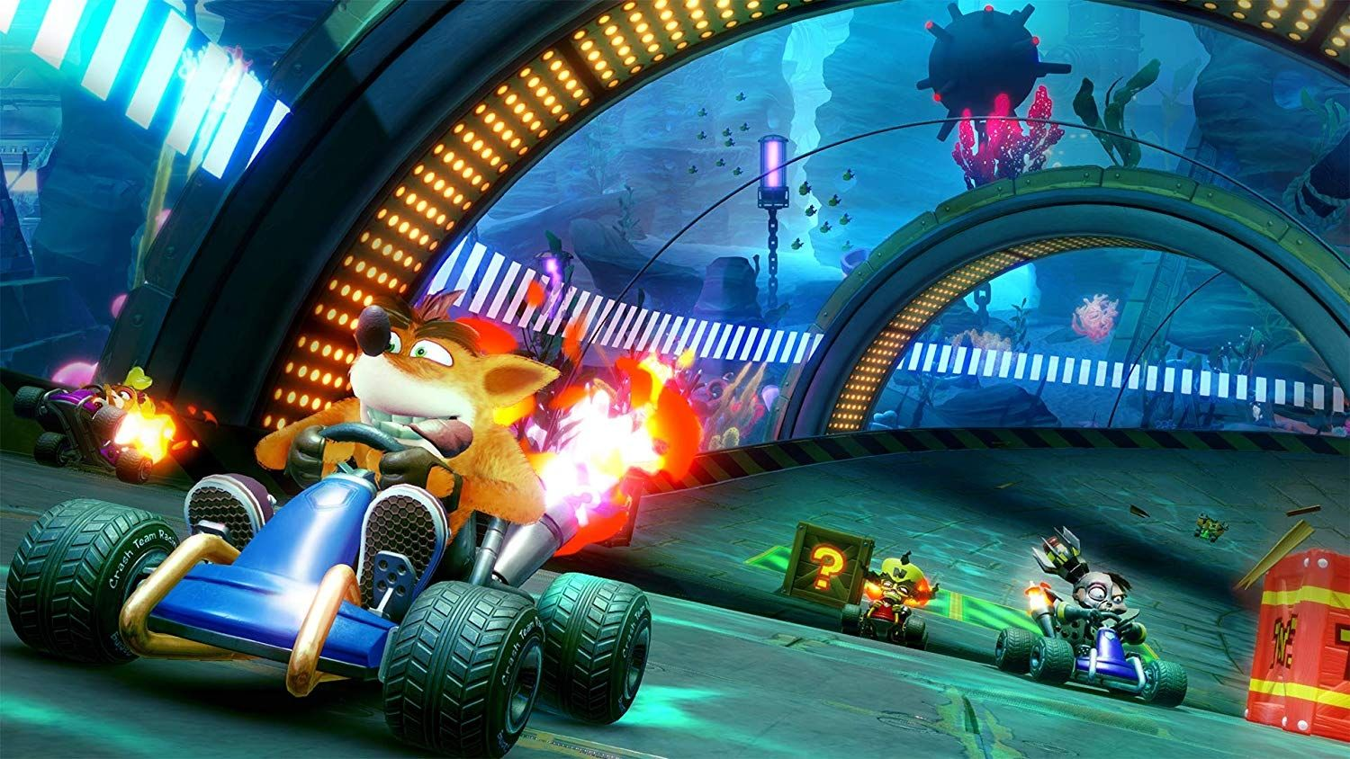 Crash Team Racing Nitro-Fueled (PS4) - 5