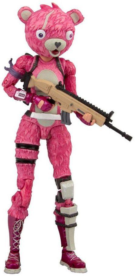 Екшън фигура Fortnite - Cuddle Team Leader, 18 cm - 1