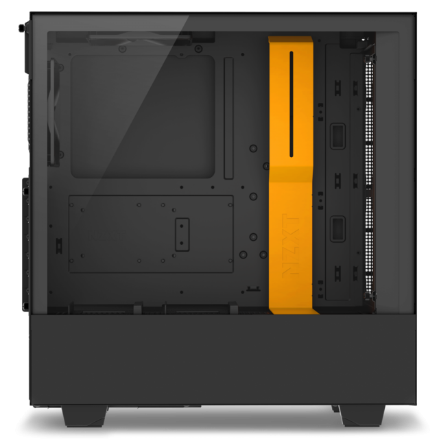 Кутия NZXT - H500 Overwatch Special Edition, Mid-Tower, черна - 2