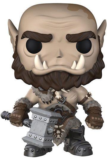 Фигура Funko Pop! Movies: Warcraft - Orgrim, #288 - 1