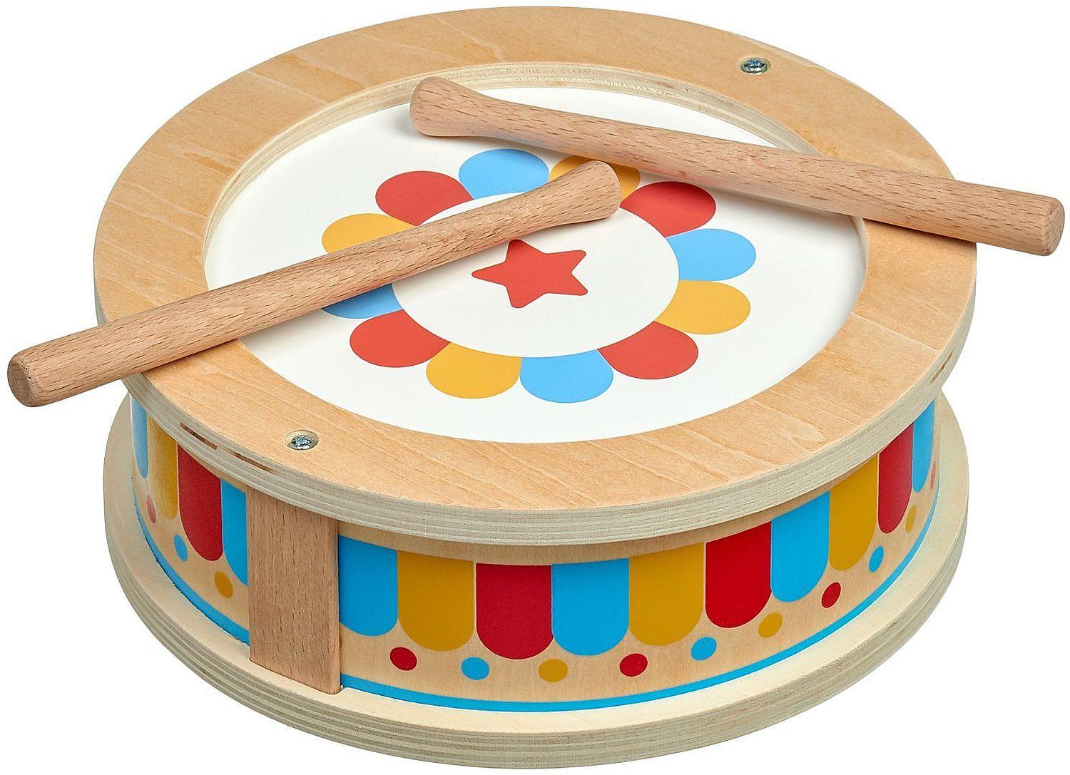 Детски музикален инструмент Lucy&Leo - Барабан - 1