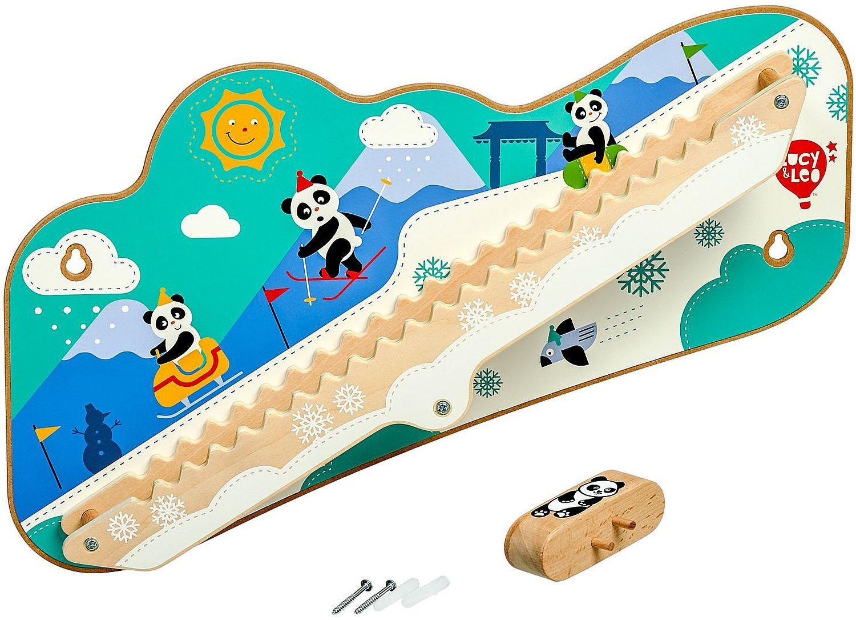 Интерактивна играчка за стена Lucy&Leo - Зимно приключение - 3