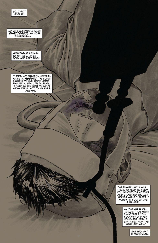 Dark Night: A True Batman Story (комикс) - 2