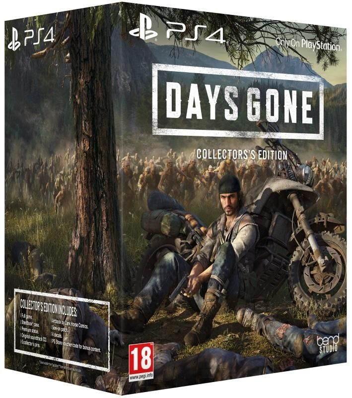 Days Gone Collector's Edition (PS4) - 1