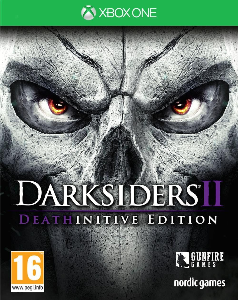 Darksiders II Deathinitive Edition (Xbox One) - 1