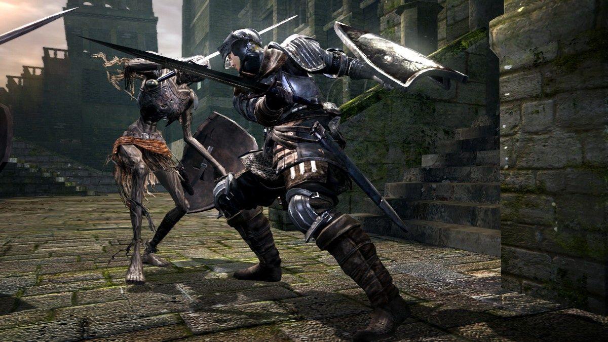Dark Souls: Remastered (PS4) - 3