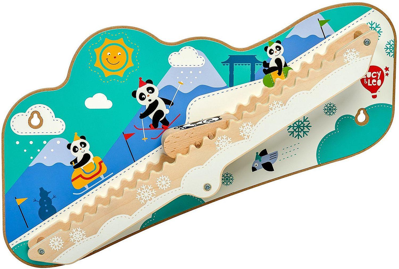 Интерактивна играчка за стена Lucy&Leo - Зимно приключение - 1
