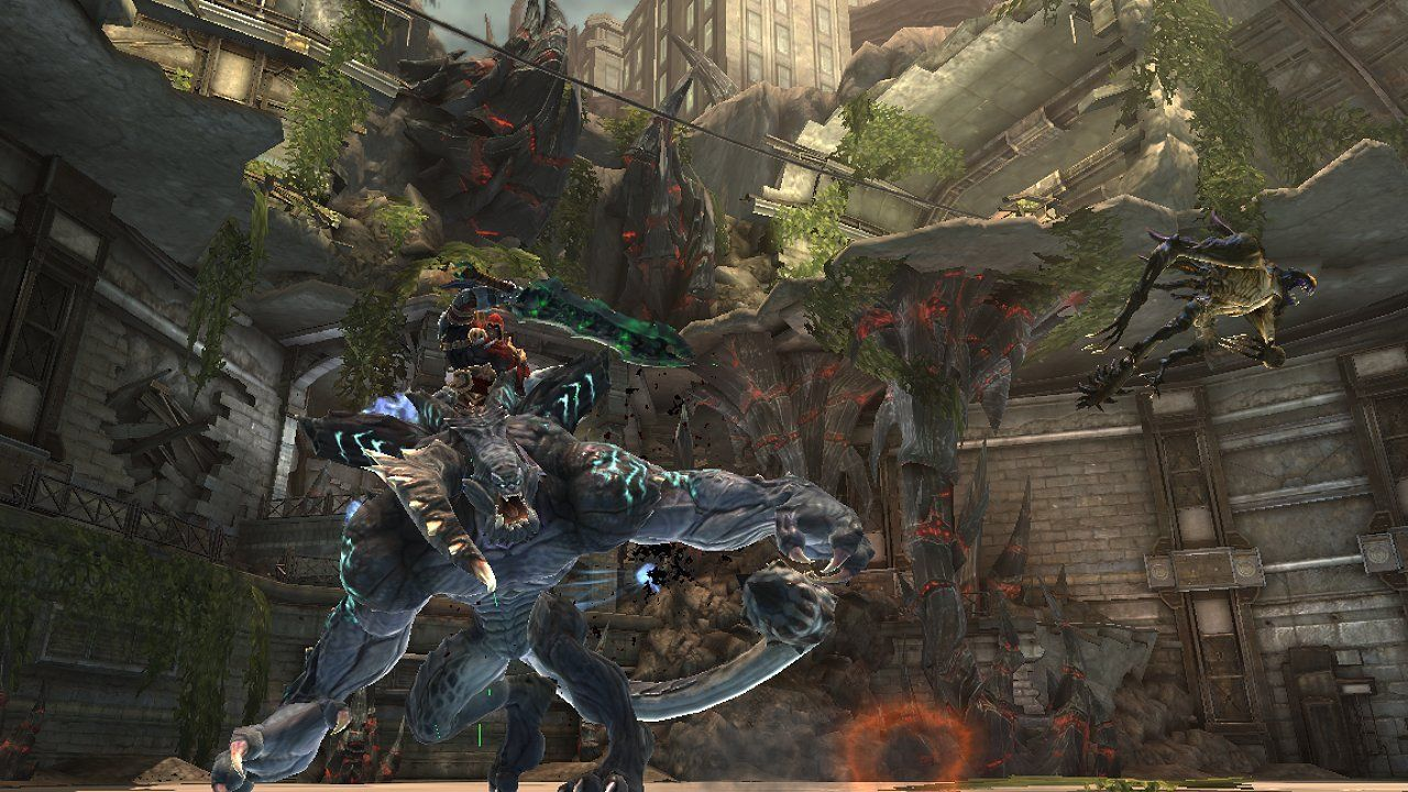 Darksiders: Warmastered Edition (PS4) - 4