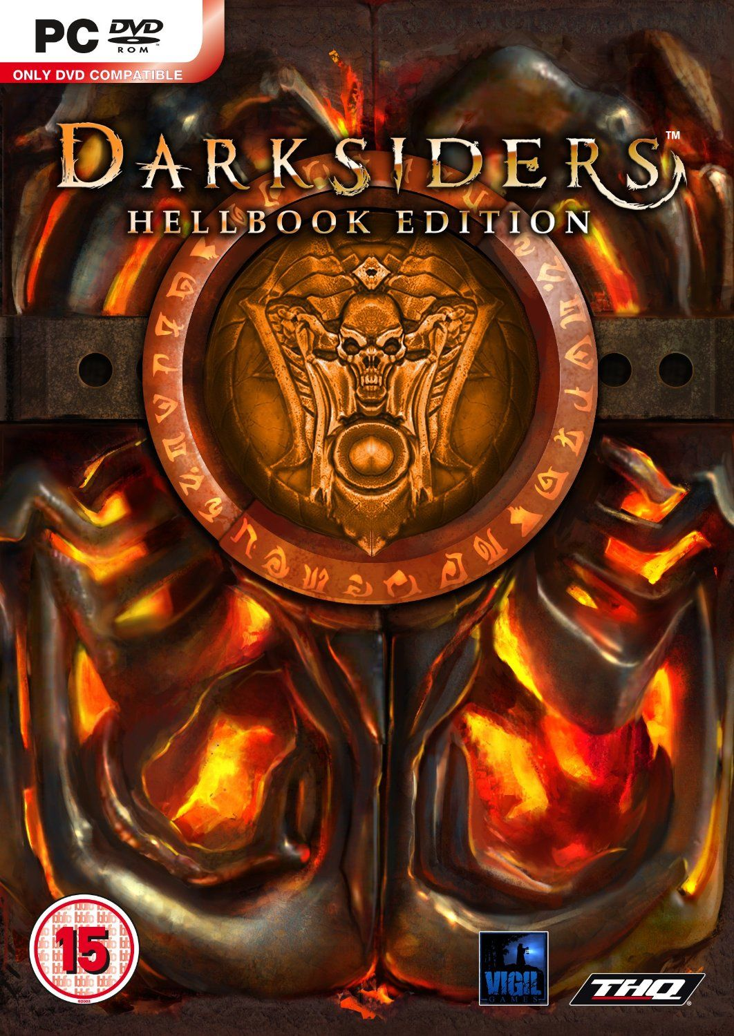 Darksiders: Hell Book Edition (PC) - 1