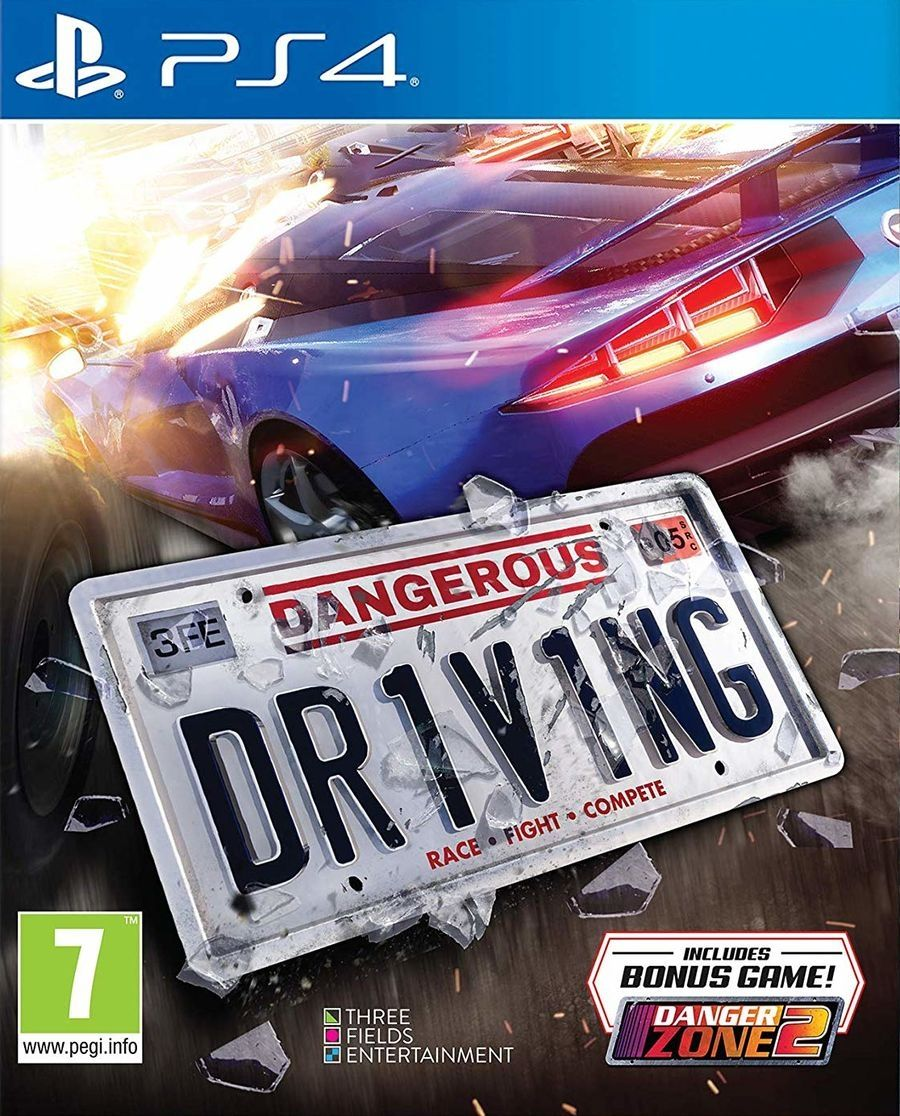 Dangerous Driving (PS4) - 1