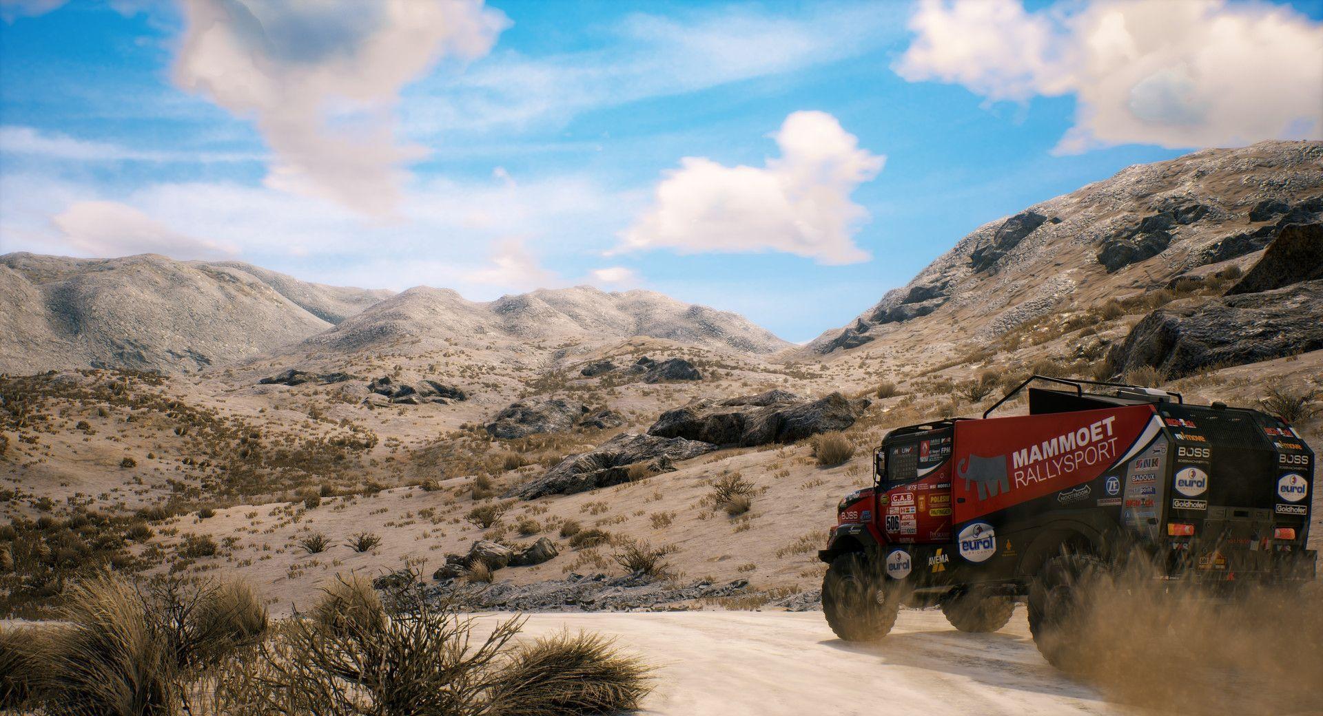 Dakar 18 (PS4) - 8