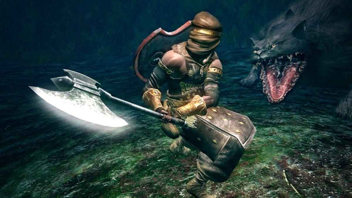 Dark Souls: Remastered (PS4) - 4
