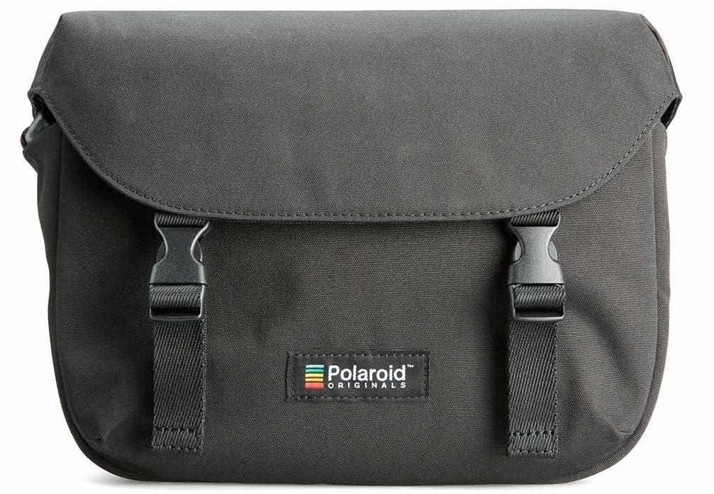 Чанта Polaroid Originals Day - черна - 1