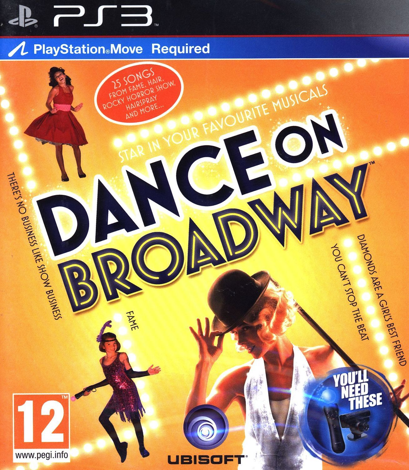 Dance On Broadway (PS3) - 1