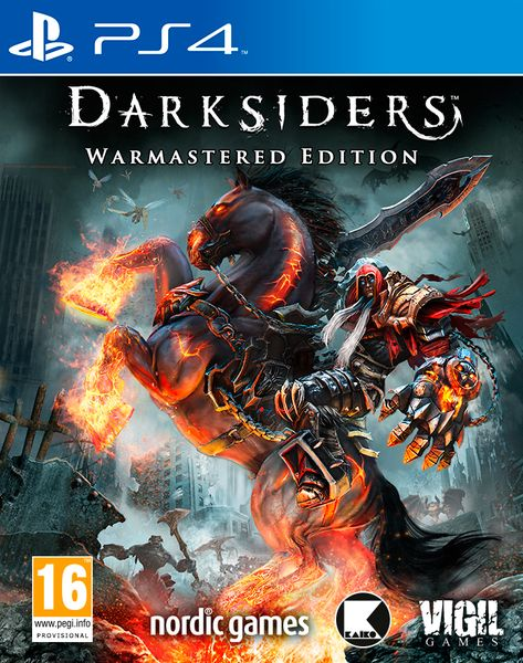 Darksiders: Warmastered Edition (PS4) - 1