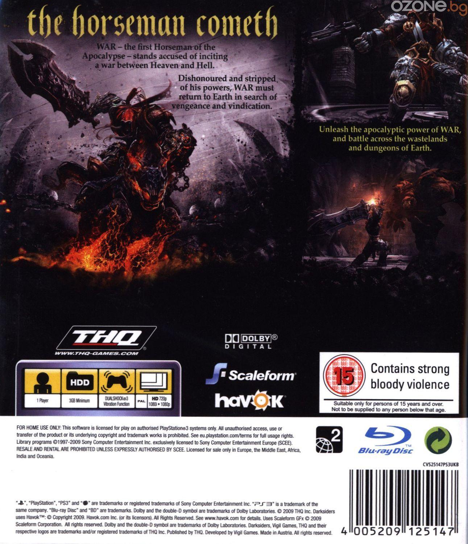 Darksiders (PS3) - 3