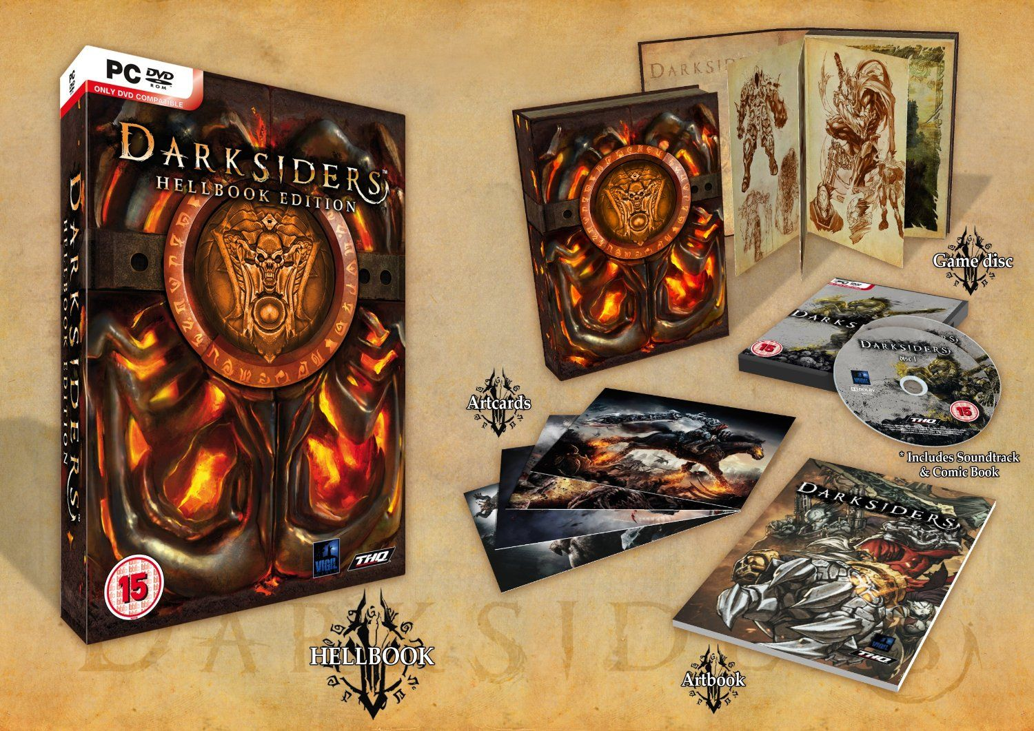 Darksiders: Hell Book Edition (PC) - 3