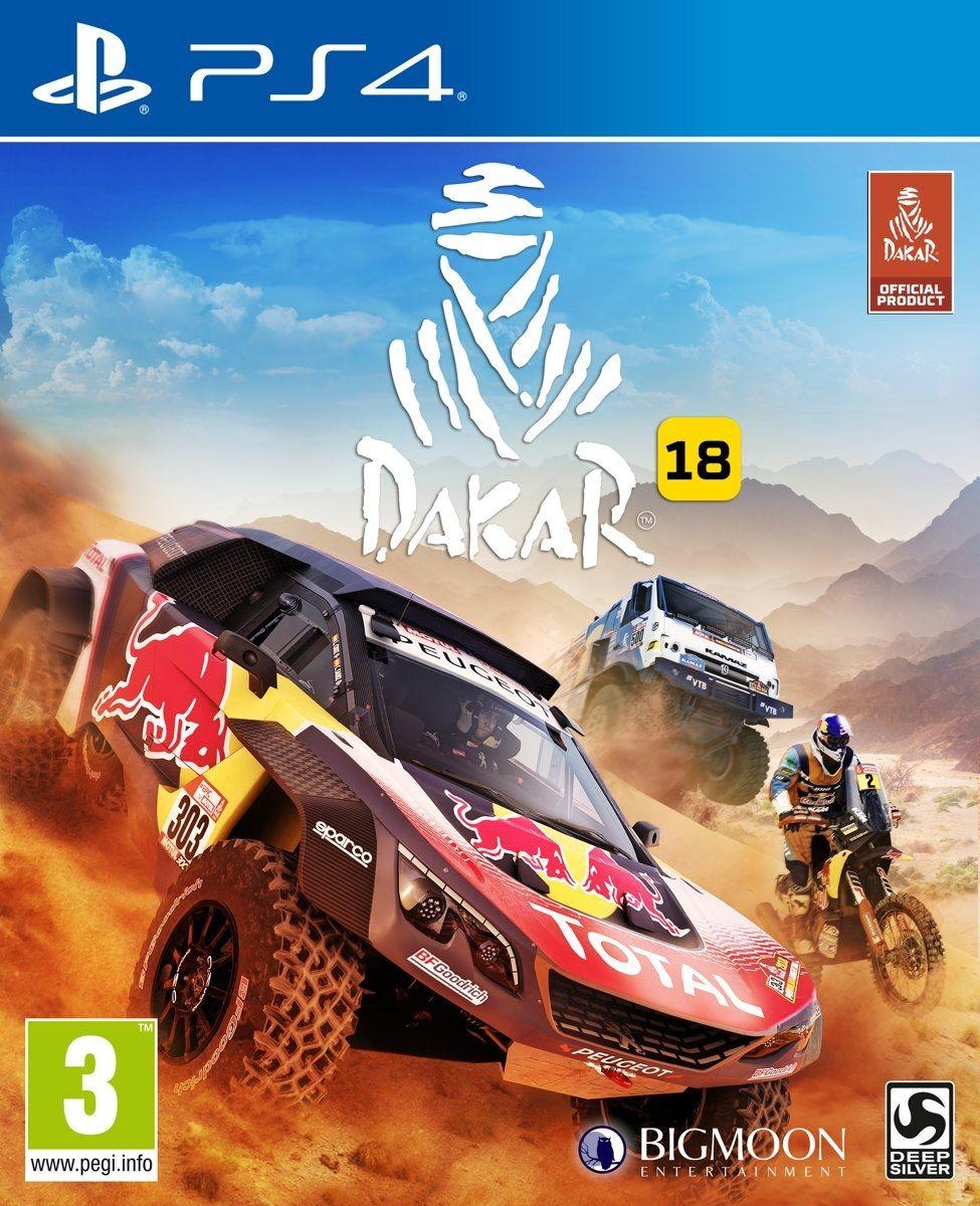 Dakar 18 (PS4) - 1