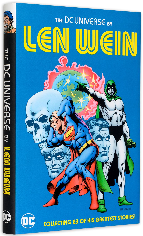 DC Universe by Len Wein - 3