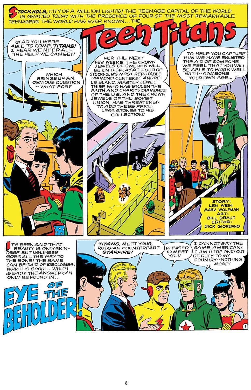 DC Universe by Len Wein-1 - 4