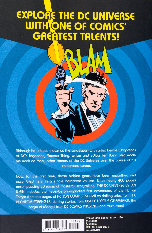 DC Universe by Len Wein - 2