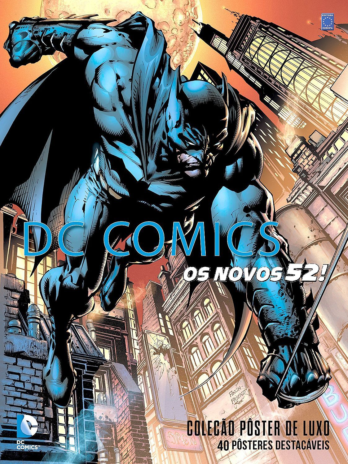 DC Comics – The New 52: The Poster Collection - 1
