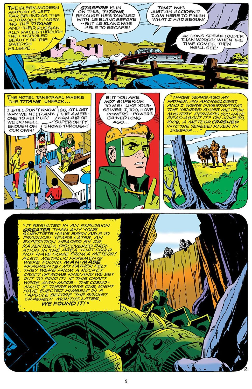 DC Universe by Len Wein-2 - 5