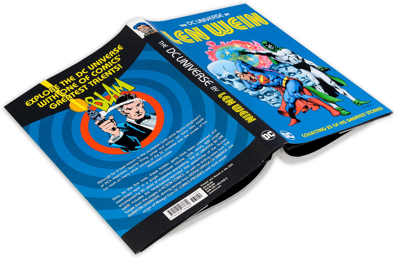 DC Universe by Len Wein - 7