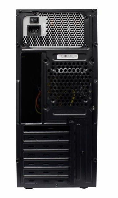 Кутия FSP Group - CMT130, Middle Tower, черна - 2