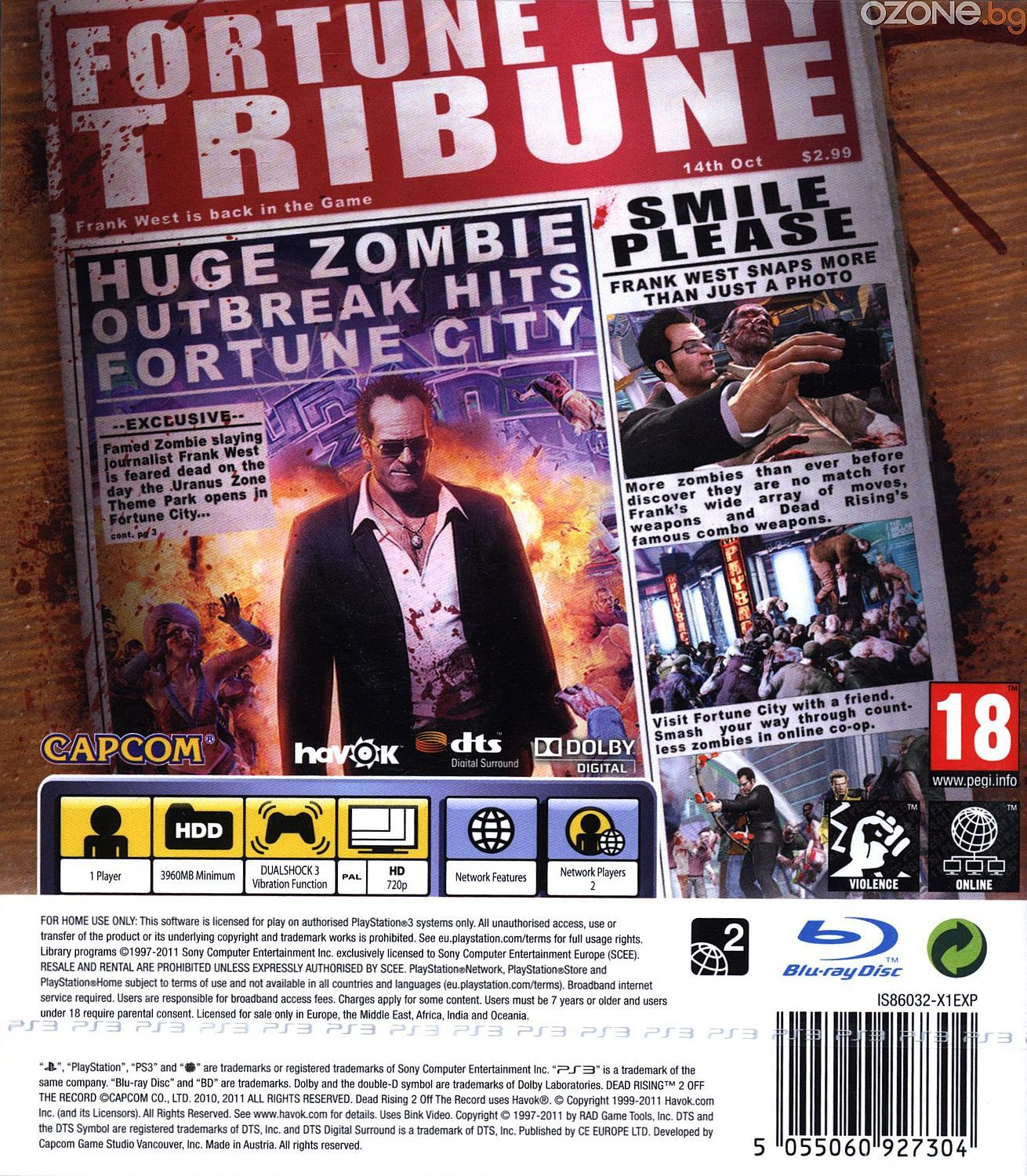 Dead Rising 2: Off the Record (PS3) - 3