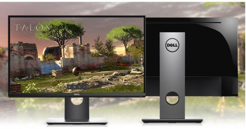 """Гейминг монитор Dell S2417DG - 23.8"""", Wide LED Anti-Glare, TN, 1ms, 2560x1440, 5г. гаранция - 1"""