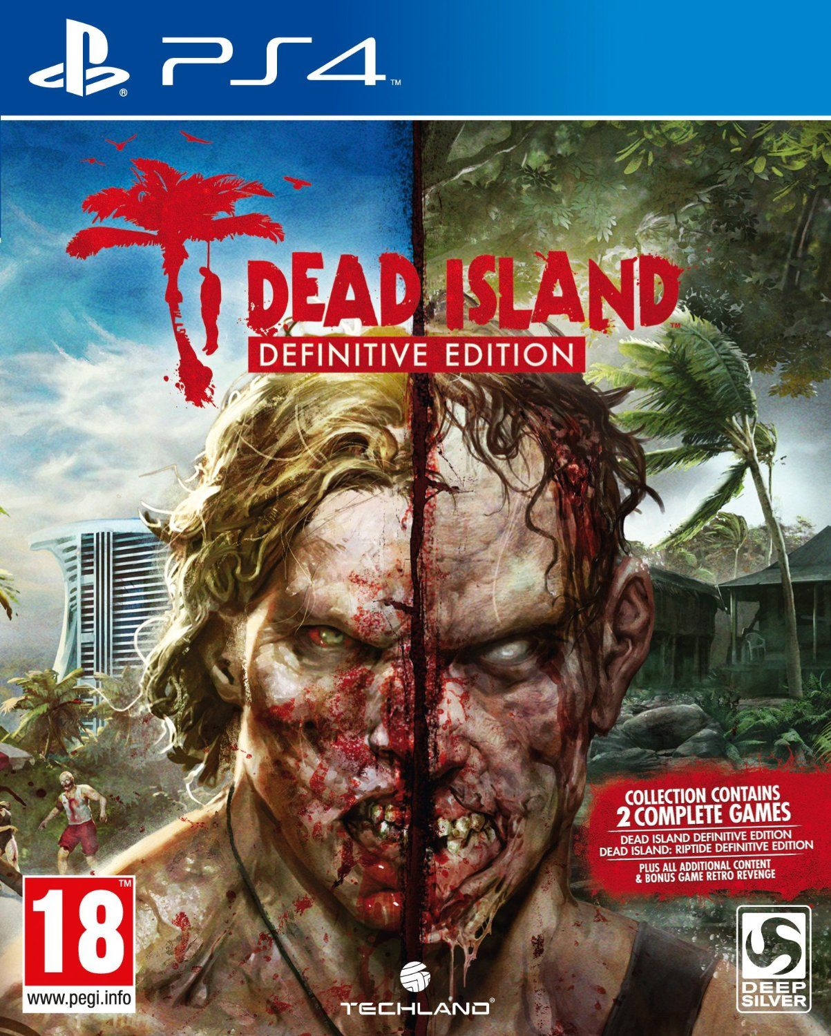 Dead Island Definitive Edition (PS4) - 1