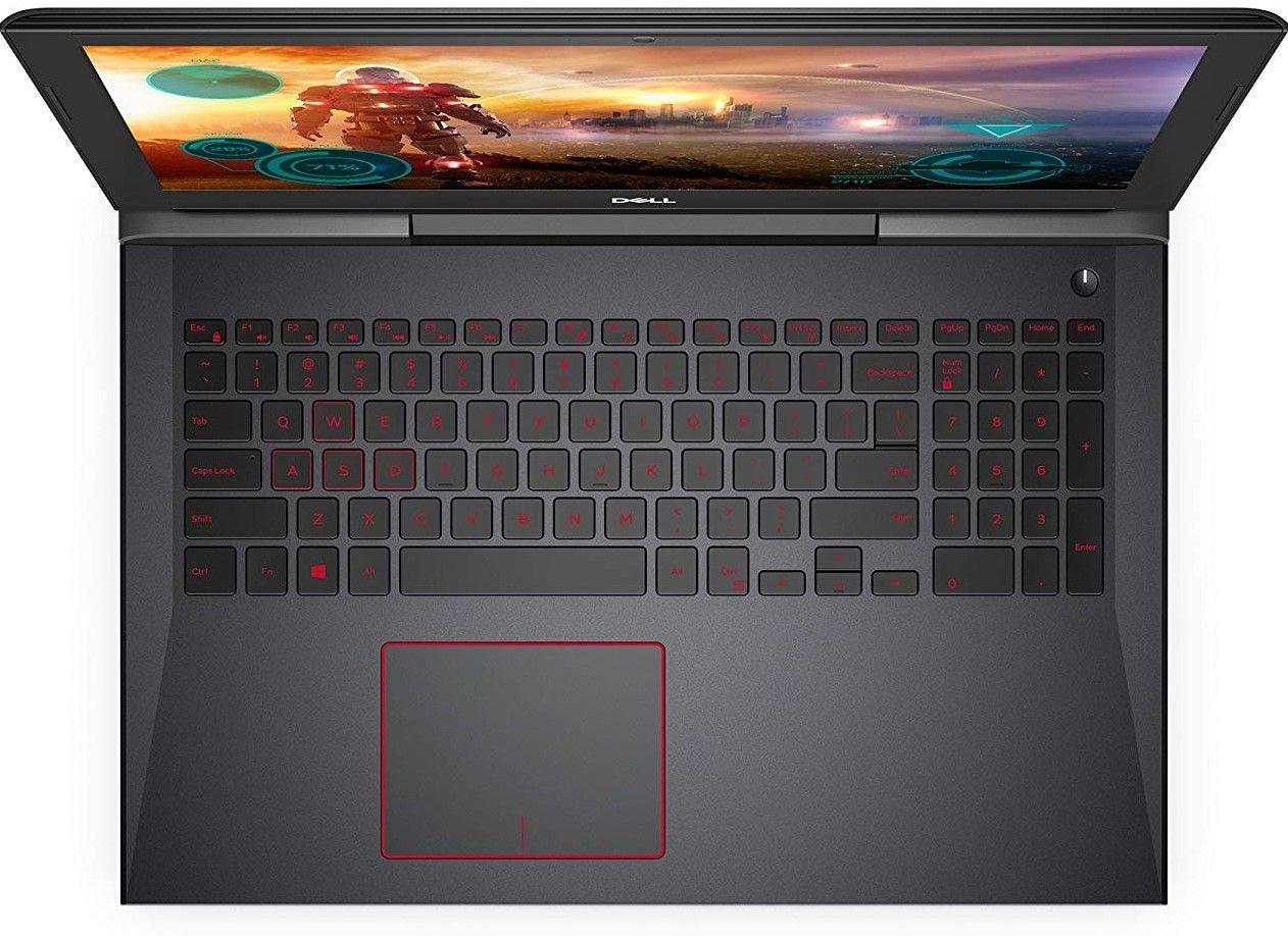 Лаптоп Dell G5 5590 - 5397184272923, черен - 2
