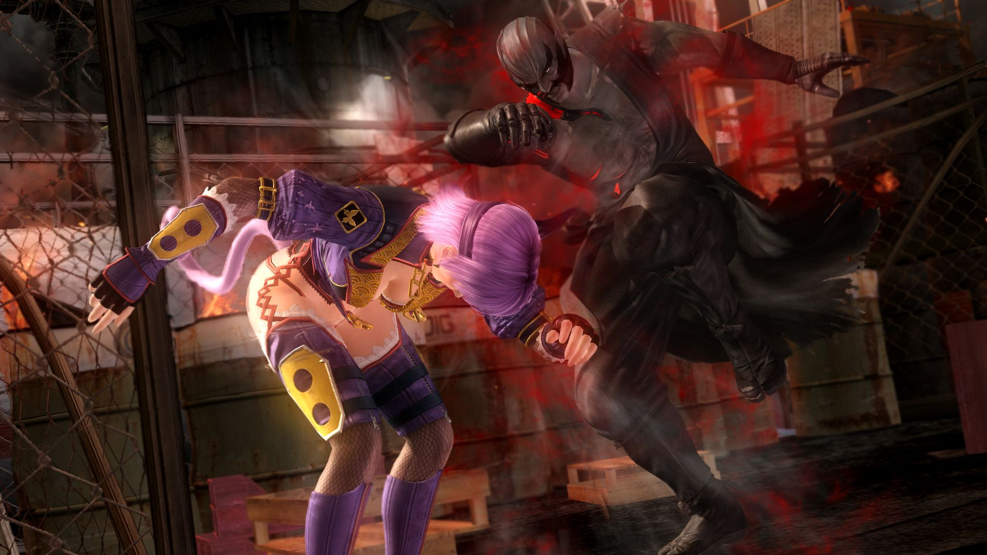 Dead or Alive 5 Last Round (PS4) - 5
