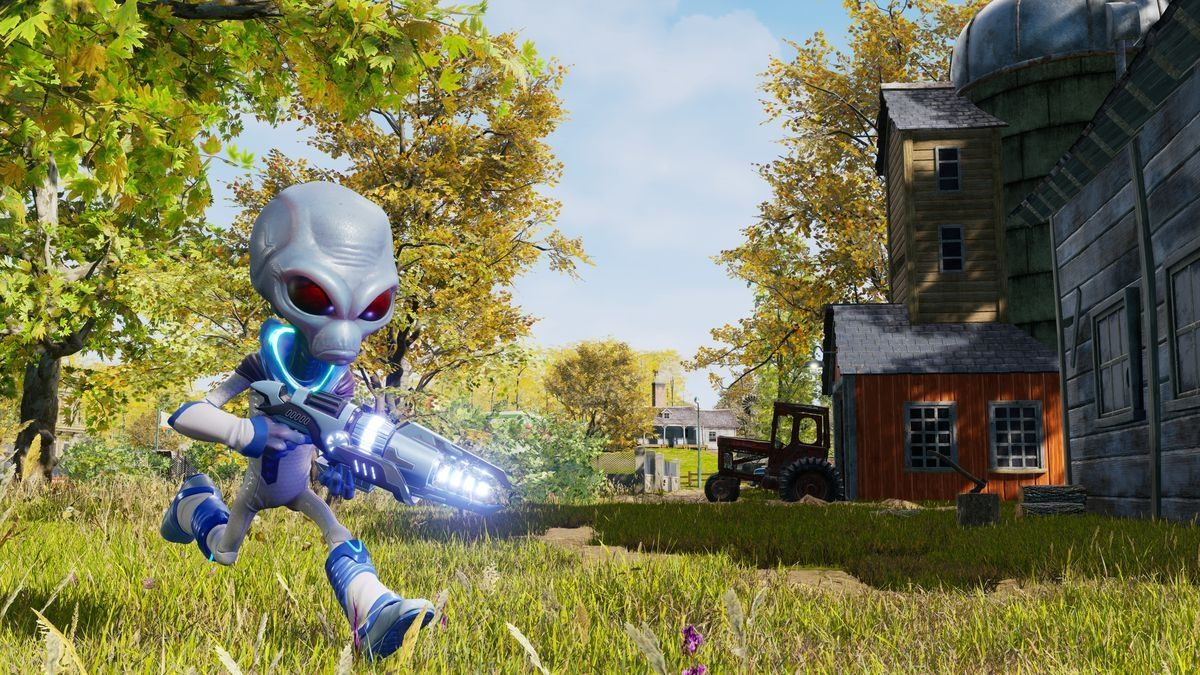 Destroy All Humans! (Xbox One) - 8
