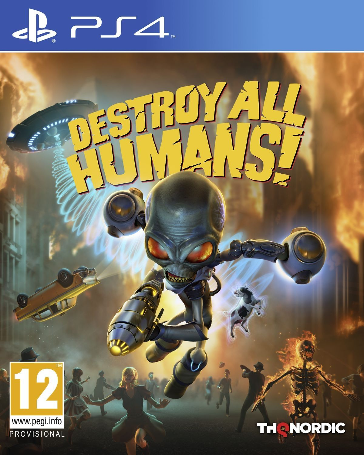 Destroy All Humans! - 1