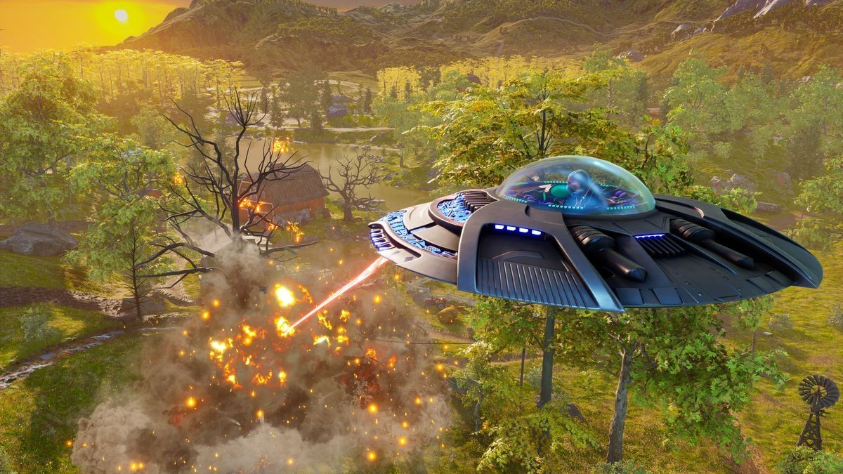 Destroy All Humans! (Xbox One) - 10