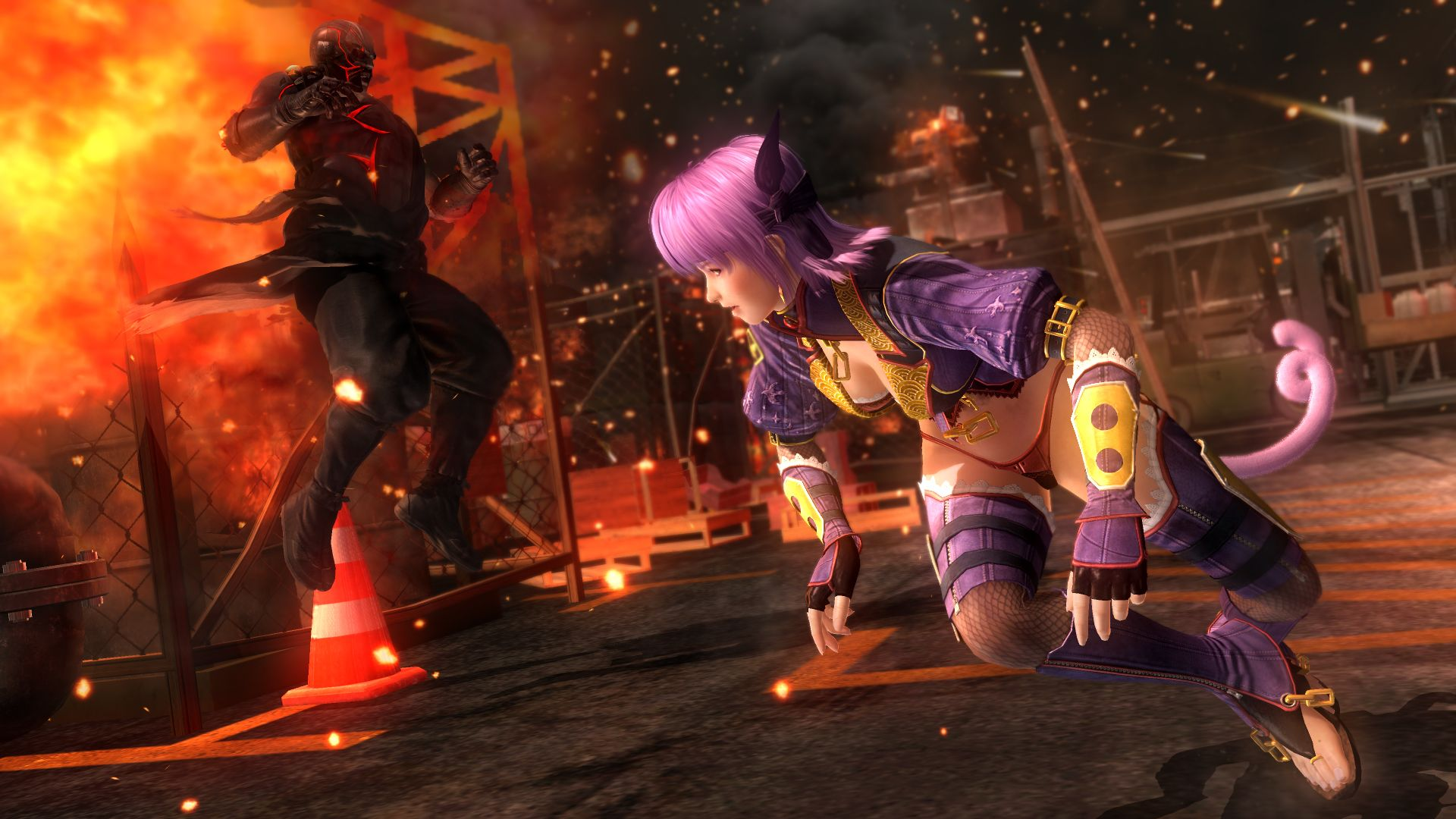 Dead or Alive 5 Last Round (PS4) - 6