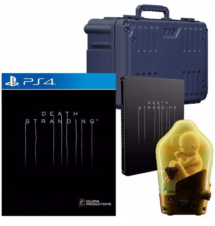 Death Stranding - Collector's Edition (PS4) - 3