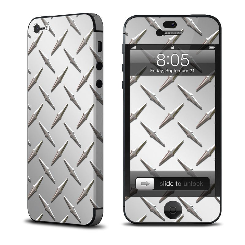 Decalgirl Diamond Plate за iPhone 5 - 1